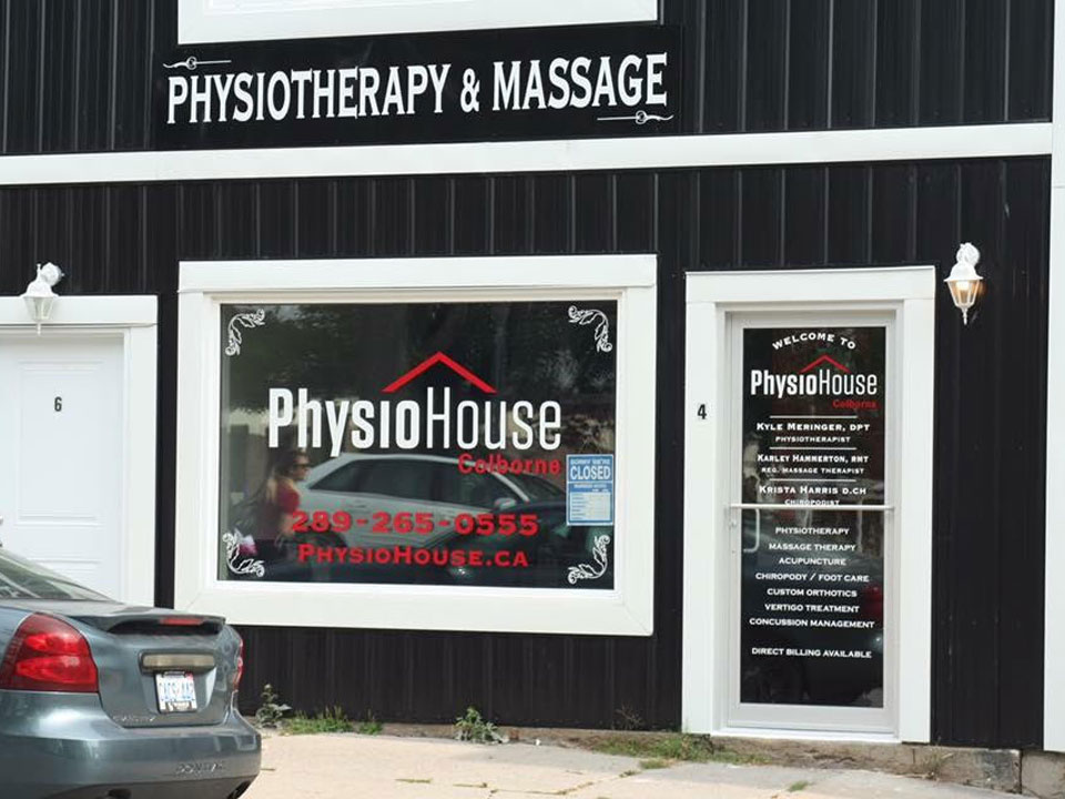PhysioHouse Colborne